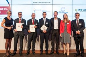 Fairnesspreis2014_Continentale_Krankenversicherung