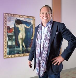 Kunst ist Geschmacksache - Versicherungsschutz nicht (Foto: Helvetia)