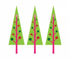 christmas-trees-clipart