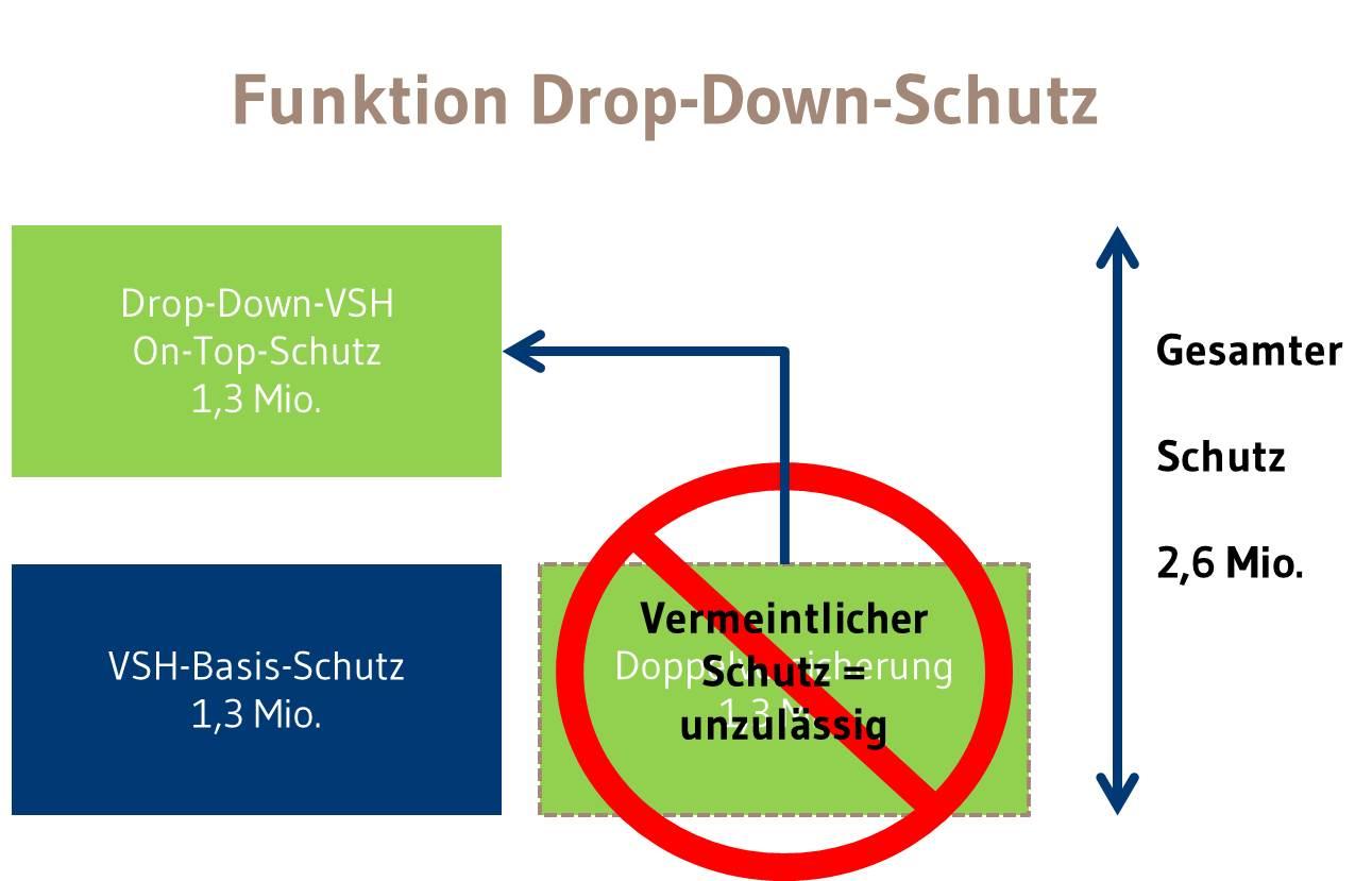 Drop-Down-Schutz 1