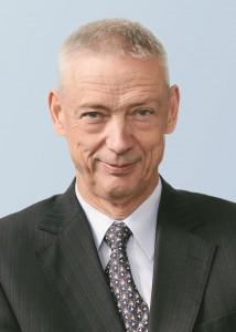 Dr. Friedrich Caspers. Bildquelle: R+V
